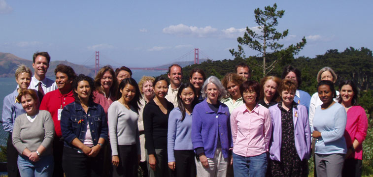 Picture: The San Francisco HCRC Team